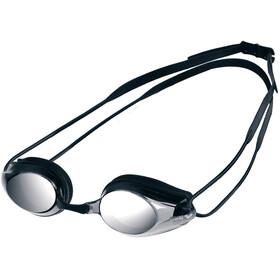 arena Tracks Mirror duikbrillen zwart